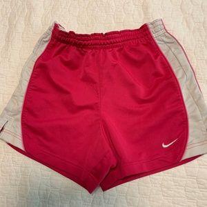 Nike XS Running Shorts Silicone Waist